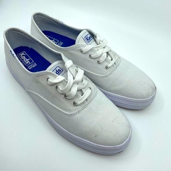 Keds White Tennis Shoes